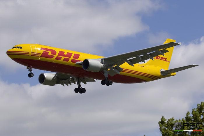 D-AEAM A300B4-622RF 797 EAT Leipzig @ London Heathrow Airport 13.05.2015 © Piti Spotter Club Verona