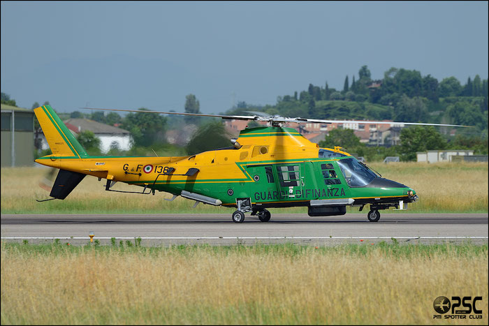 MM81371  GdiF-138  A109A-IIGdF  7438  SA di Venezia @ Aeroporto di Verona   © Piti Spotter Club Verona