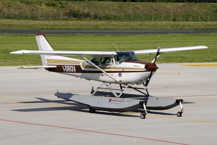 I-DROV - Aeroclub Como Cessna R172K Hawk XP @ Aeroporto di Trento © Piti Spotter Club Verona