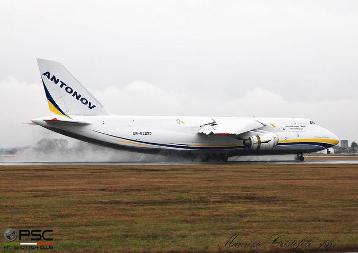 19530502288  An-124-100  UR-82027  Antonov Des. Bur. @ Aeroporto di Verona 2021 © Piti Spotter Club Verona