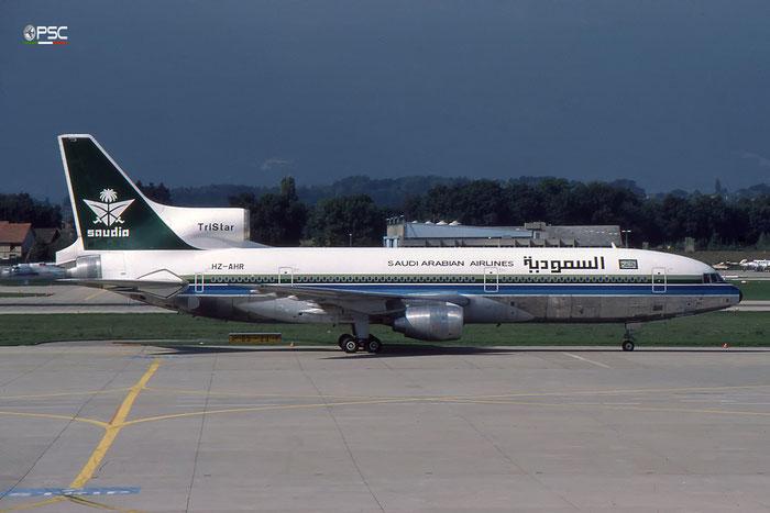 HZ-AHR L-1011-200 193S-1214 Saudia - Saudi Arabian Airlines © 2018 courtesy of Marco Ceschi - Piti Spotter Club Verona