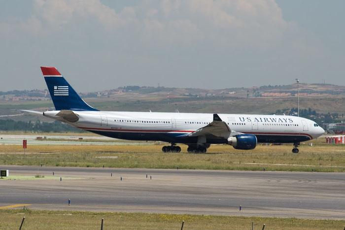 N270AY A330-323X 315 US Airways @ Madrid Airport 25.05.2011 © Piti Spotter Club Verona