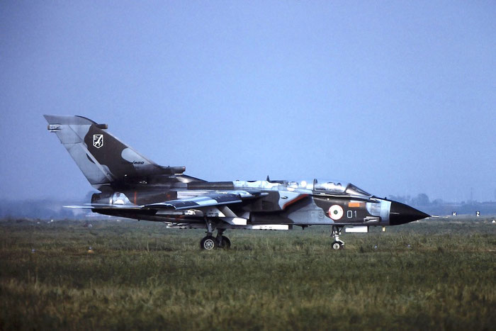 MM7014  RS-01 (6-13)  Tornado IDS MLU RET8  170/IS013/5019 @ Aeroporto di Verona   © Piti Spotter Club Verona