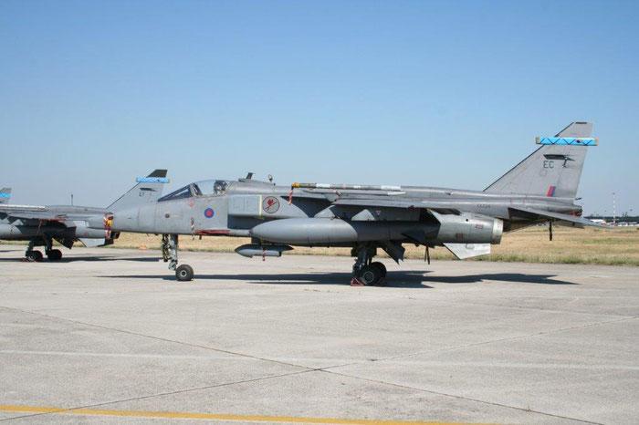 XX730  EC  Jaguar GR1  S27 @ Aeroporto di Verona © Piti Spotter Club Verona