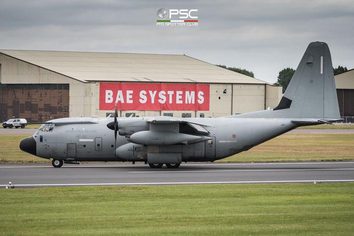 MM62181  46-46  KC-130J  5510  50° Gruppo TM © Piti Spotter Club Verona