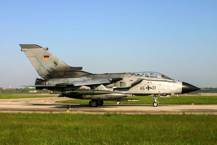 46+31   Tornado ECR  839/GS264/4331 © Piti Spotter Club Verona