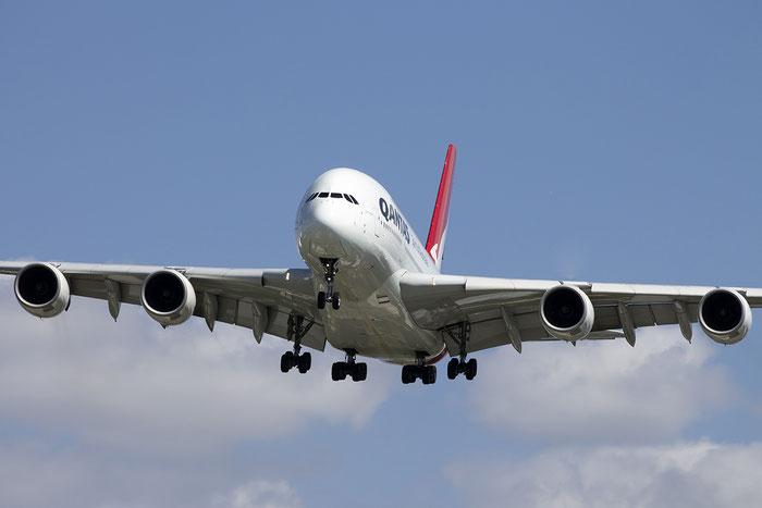 VH-OQK A380-842 63 QANTAS @ London Heathrow 13.05.2015 © Piti Spotter Club Verona