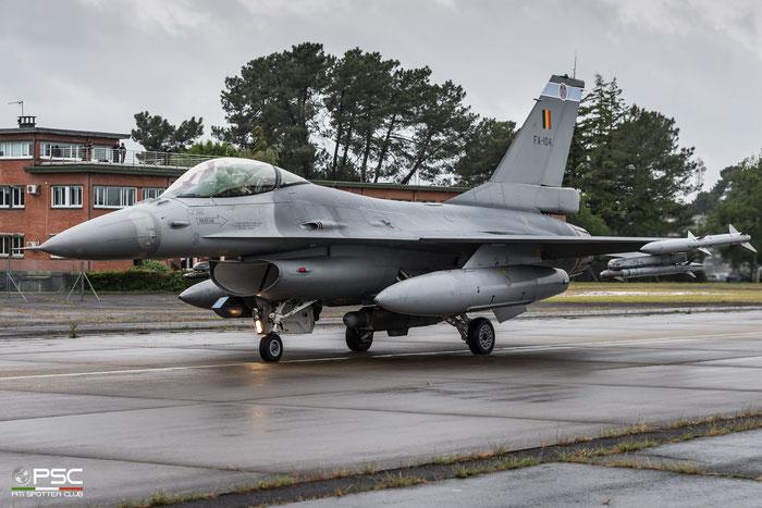 FA104   F-16AM  6H-104  10w © Piti Spotter Club Verona