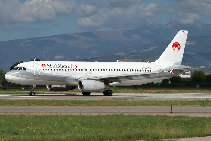 EI-EZN  A320-232  1715  Meridiana Fly  @ Aeroporto di Verona © Piti Spotter Club Verona