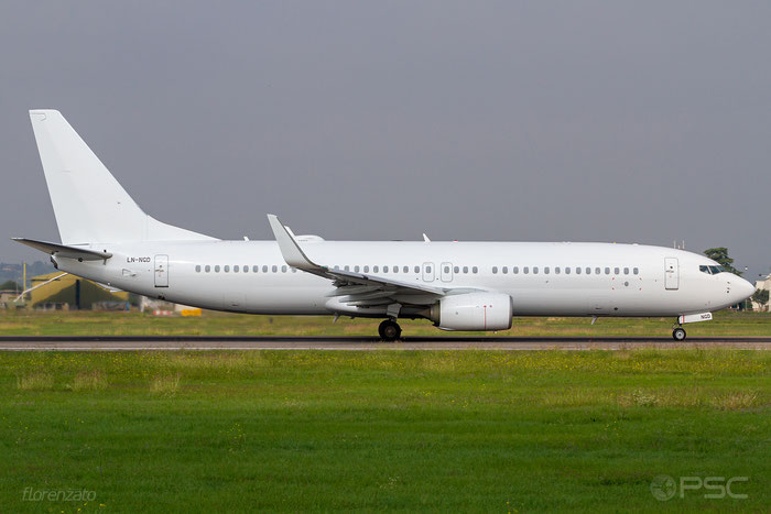 LN-NGD B737-8JP 39049/4161 Norwegian @ Aeroporto di Verona 10.2019  © Piti Spotter Club Verona