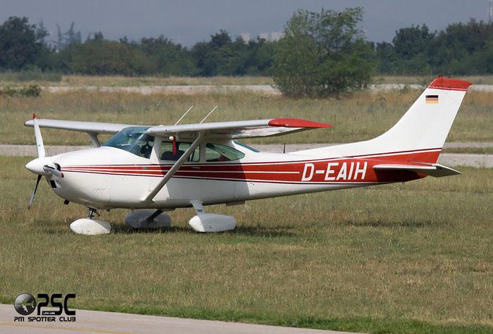 D-EAIH Reims Aviation F182P Skylane C182 0017 @ Aeroporto Verona Boscomantico © Piti Spotter Club Verona