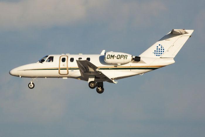 OM-OPR Ce525 525-0101 Air Carpatia sro @ Venezia Airport 21.05.2013 © Piti Spotter Club Verona
