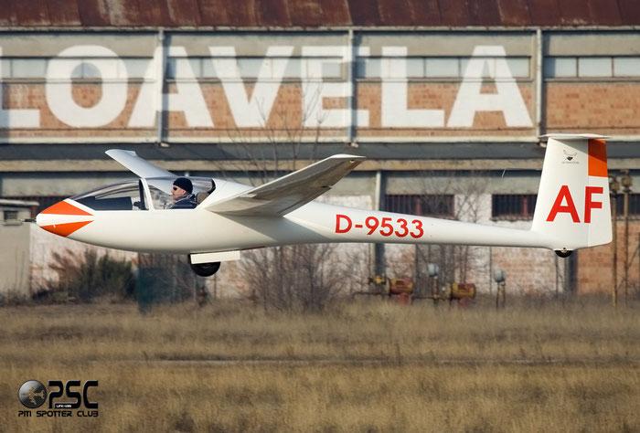 D-9533 - @ Aeroporto Verona Boscomantico © Piti Spotter Club Verona