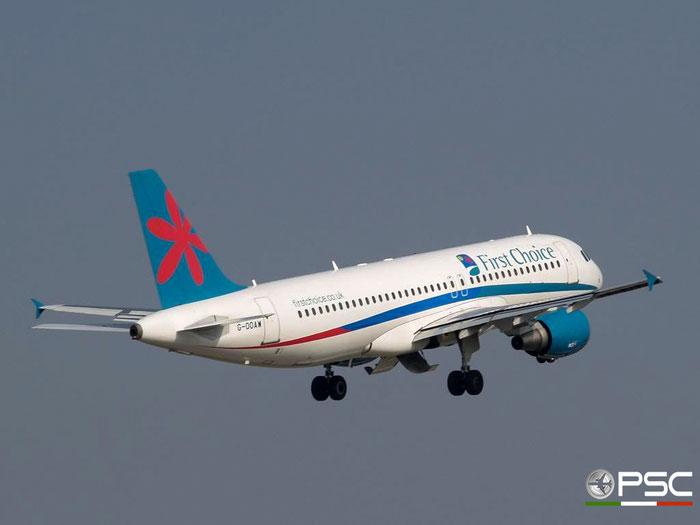 G-OOAV A321-211 1720 First Choice Airways @ Aeroporto di Verona 12.03.2007  © Piti Spotter Club Verona