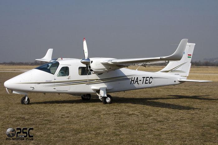HA-TEC Tecnam P-2006T P06T 051 @ Aeroporto Verona Boscomantico © Piti Spotter Club Verona