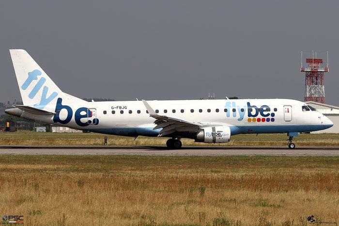G-FBJG ERJ175STD 17000344 Flybe - British European  @ Aeroporto di Verona 08.07.2017  © Piti Spotter Club Verona