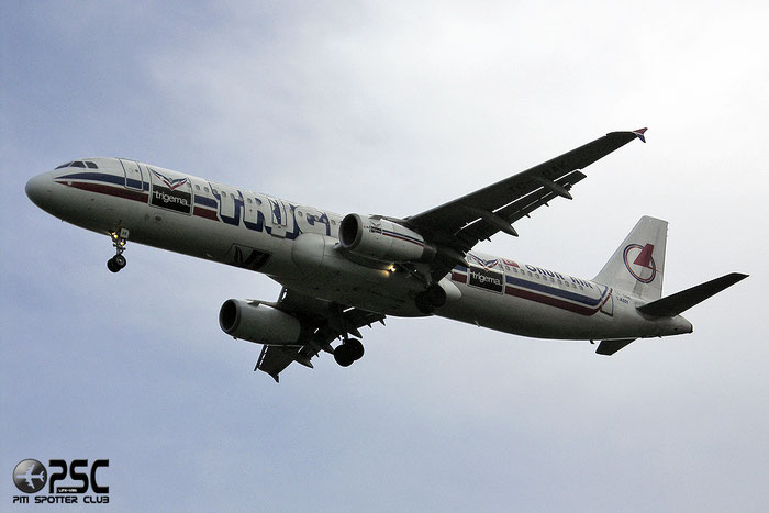 TC-OAK  A321-231  954  Onur Air  @ Aeroporto di Verona © Piti Spotter Club Verona