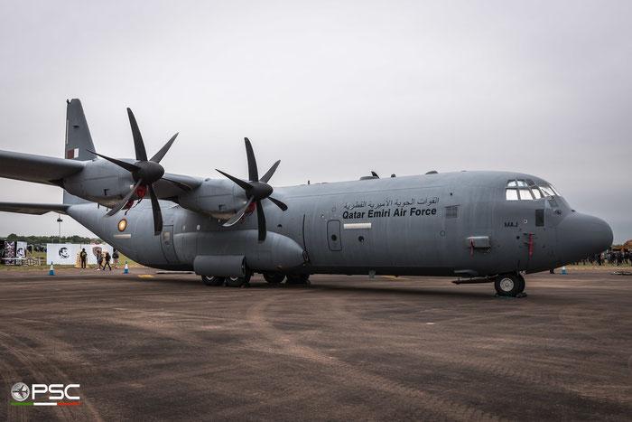 A7-MAJ, Lockheed C-130J-30 Hercules (49570672807) © Piti Spotter Club Verona