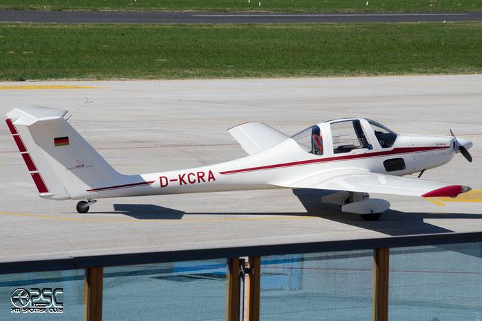 D-KCRA @ Aeroporto di Trento © Piti Spotter Club Verona