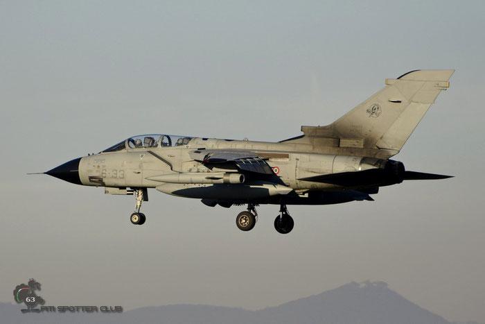 MM7039  6-33  Tornado IDS MLU RET8  345/IS038/5048  GEA 6° Stormo © Piti Spotter Club Verona