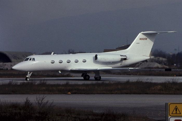 N92SV G-II 74 @ Aeroporto di Verona - © Piti Spotter Club Verona