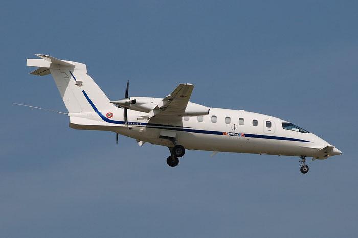 MM62213 Piaggio P-180AM Avanti P180 @ Aeroporto di Verona © Piti Spotter Club Verona