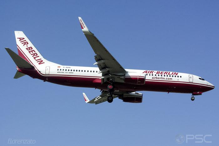 D-ABAF B737-4Y0 26081/2442 Air Berlin @ Malaga Airport 2006 © Piti Spotter Club Verona