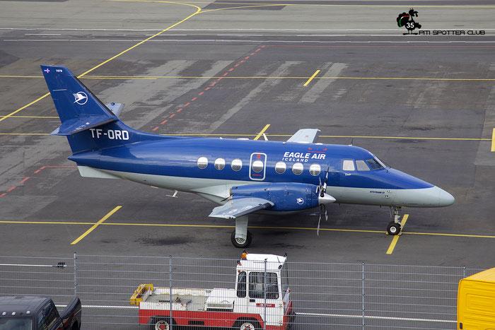 TF-ORD BAe3112 740 Eagle Air @ Reykjavik Airport 08.2015 © Piti Spotter Club Verona