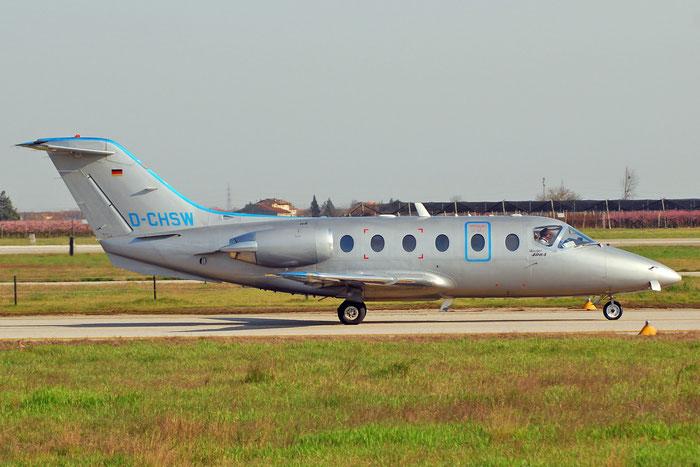 D-CHSW Beech 400A RK-84 Agusta Air @ Aeroporto di Verona 2007  © Piti Spotter Club Verona