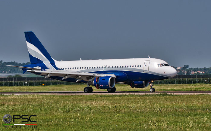 9H-TLS  A319-112  2662  Hi Fly Malta  lsd for Volotea -  @ Aeroporto di Verona 09.2020  © Piti Spotter Club Verona