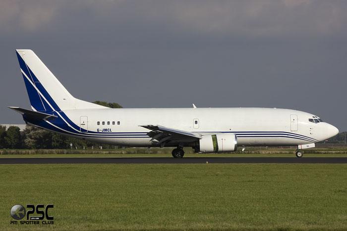 G-JMCL B737-322SF 23951/1532 West Atlantic @ Amsterdam Airport 20.09.2013 © Piti Spotter Club Verona