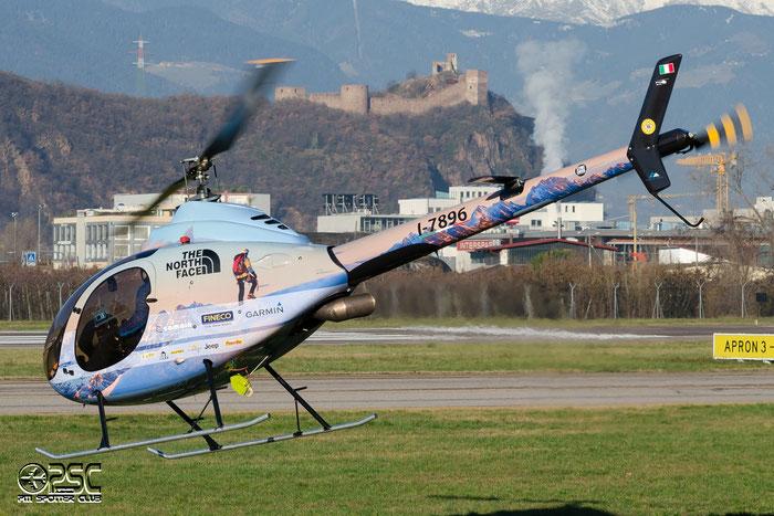 I-7896 @ Aeroporto di Bolzano © Piti Spotter Club Verona