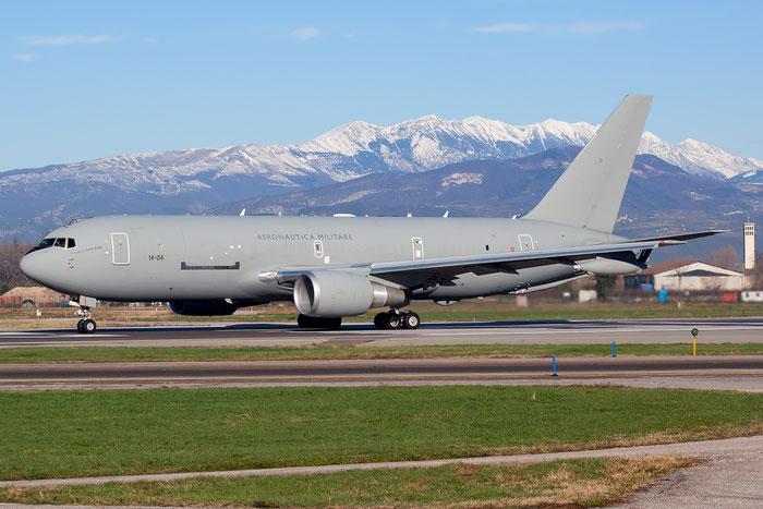 MM62229  14-04  KC-767A  33689/952  8° Gruppo @ Aeroporto di Verona   © Piti Spotter Club Verona