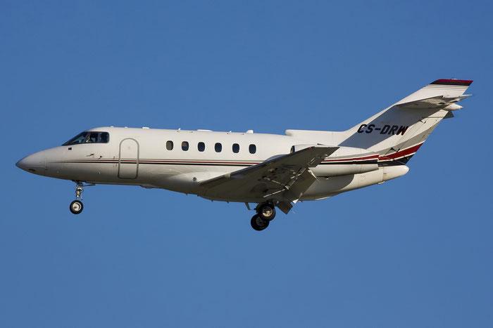CS-DRW BAe125-800XPi 258829 NetJets Europe @ Venice Airport 27.08.2012 © Piti Spotter Club Verona