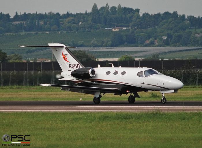 N66D  Ce510  510-0454  Heiko Gerhard Sauer  @ Aeroporto di Verona 2020 © Piti Spotter Club Verona