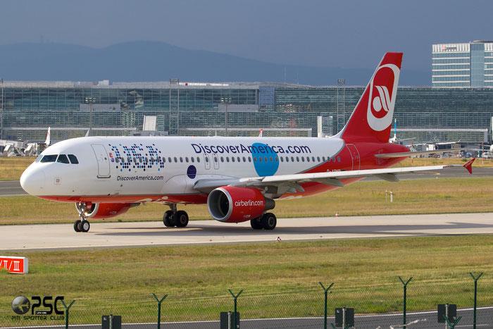 D-ABNB A320-214 5246 Air Berlin @ Frankfurt Airport 25.07.2014 © Piti Spotter Club Verona
