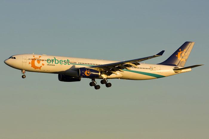 EC-JHP A330-343E 670 Orbest Orizonia Airlines @ Venezia Airport 27.08.2012 © Piti Spotter Club Verona