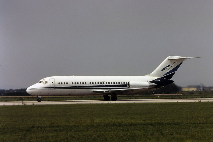 I-TIAN DC-9-15RC 47010/97 @ Aeroporto di Verona © Piti Spotter Club Verona