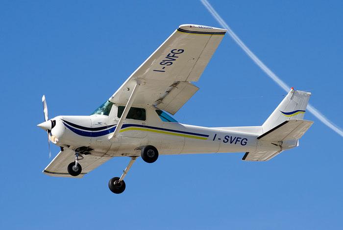 I-SVFG - Cessna 152 II - Private @ Aeroporto di Bolzano © Piti Spotter Club Verona