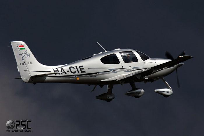 HA-CIE Cirrus Design Corp SR-22 SR22 3237 @ Aeroporto Verona Boscomantico © Piti Spotter Club Verona
