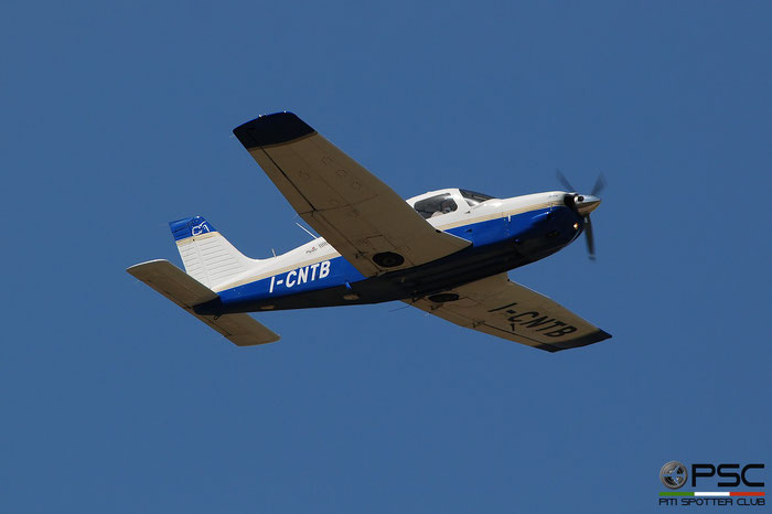 I-CNTB. Piper PA-28R-201 Arrow. Private @ Aeroporto di Verona 2021 © Piti Spotter Club Verona
