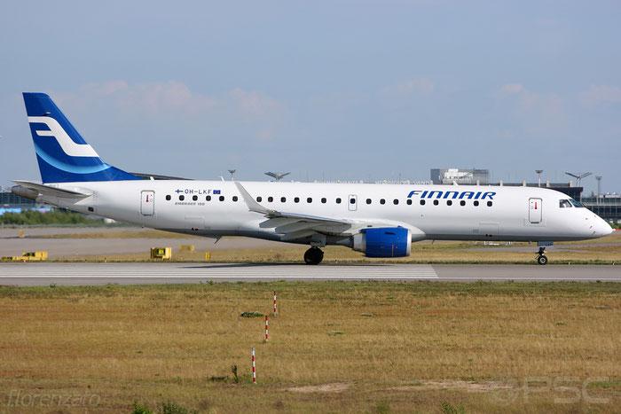 OH-LKF ERJ190LR 19000066 Finnair @ Helsinki Airport 2008 © Piti Spotter Club Verona