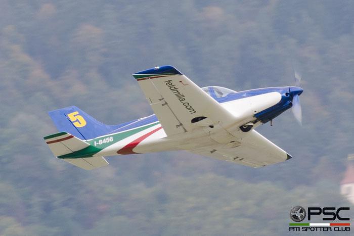 I-8456 - @ Aeroporto di Bolzano © Piti Spotter Club Verona