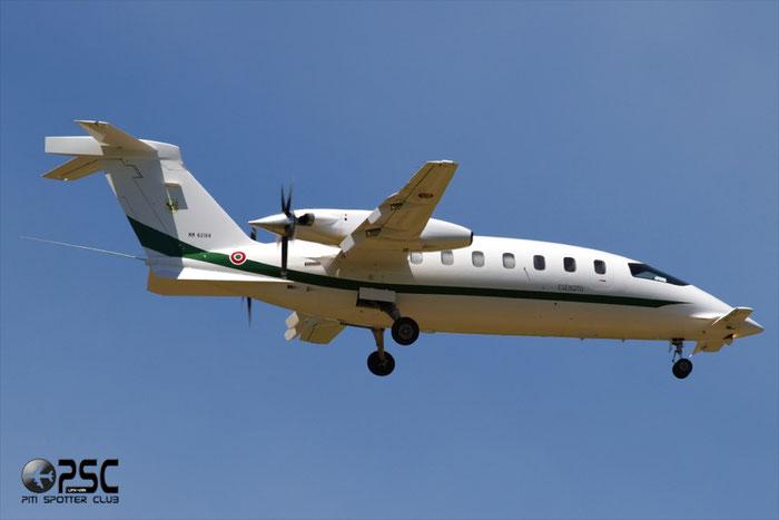 MM62168 Italy - Army Piaggio P-180 Avanti - MM62168 @ Aeroporto di Verona © Piti Spotter Club Verona