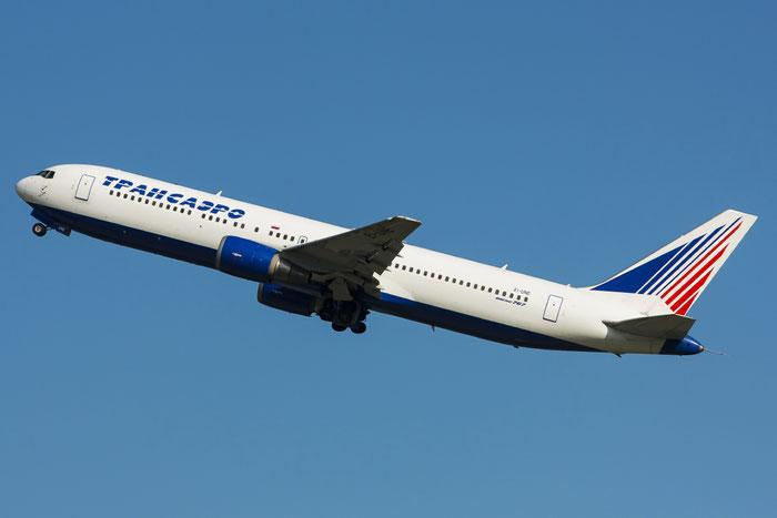 EI-UNE B767-3Q8ER 29383/747 Transaero Airlines @ Venezia Airport 18.05.2013 © Piti Spotter Club Verona
