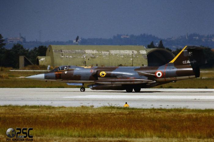 Gli F-104 del Terzo Stormo: 3-44 -  @ Aeroporto di Verona   © Piti Spotter Club Verona