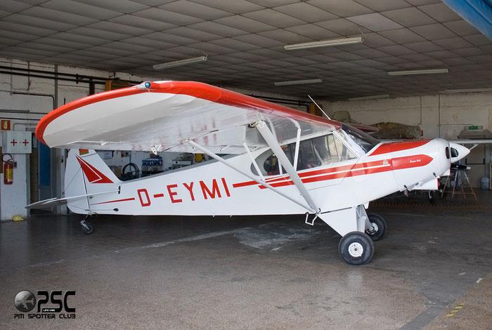 D-EYMI - Piper PA-18 Super Cub @ Aeroporto Verona Boscomantico © Piti Spotter Club Verona