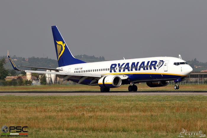 EI-DLG B737-8AS 33589/1869 Ryanair @ Aeroporto di Verona 04.08.2017  © Piti Spotter Club Verona