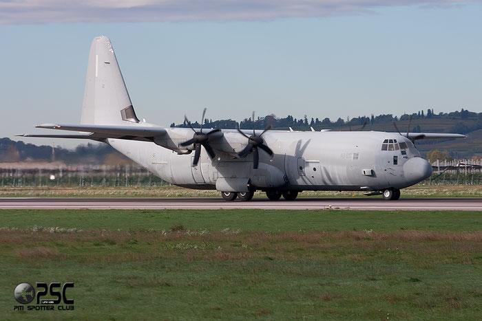 MM62189  46-55  C-130J-30  5529  50° Gruppo TM @ Aeroporto di Verona   © Piti Spotter Club Verona