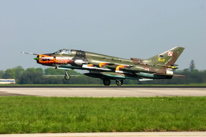 8919   Su-22M-4  28919  21.BLT (8 & 40.elt) © Piti Spotter Club Verona